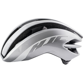 HJC IBEX Road Casque, gloss white / silver